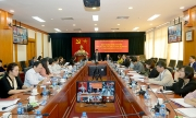 Ho Chi Minh National Academy of Politics: International cooperation in human resources training in new period