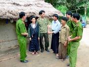 Tăng cường công tác dân vận của lực lượng công an nhân dân trong tình hình mới