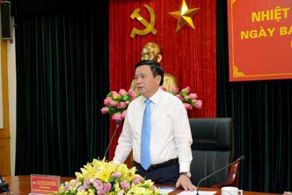 Hội nghị trực tuyến chúc mừng 94 năm ngày Báo chí cách mạng Việt Nam