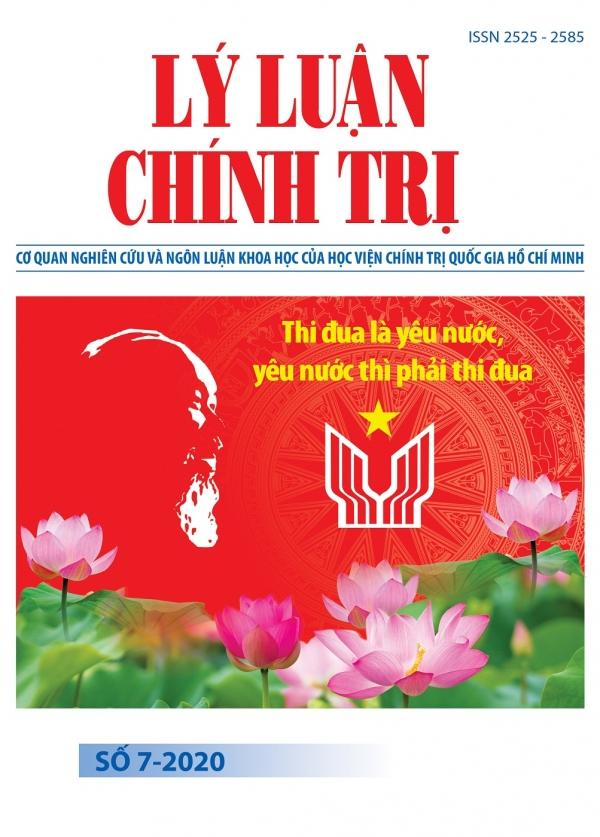 Tạp chí Lý luận chính trị số 7 - 2020